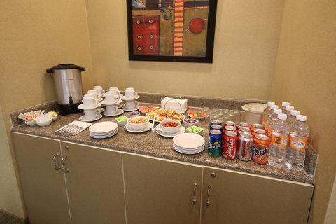 Holiday Inn Express & Suites CD. JUAREZ - LAS MISIONES - Boardroom