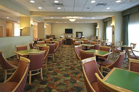 Holiday Inn Express & Suites CD. JUAREZ - LAS MISIONES - Restaurant