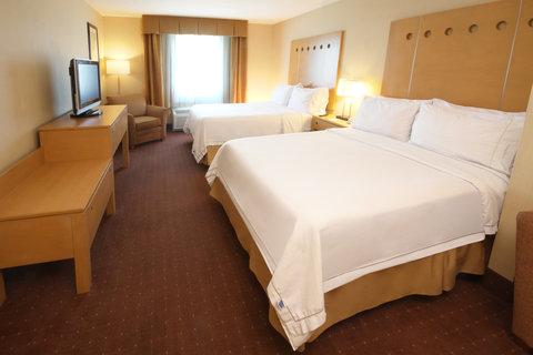 Holiday Inn Express & Suites CD. JUAREZ - LAS MISIONES - Guest Room