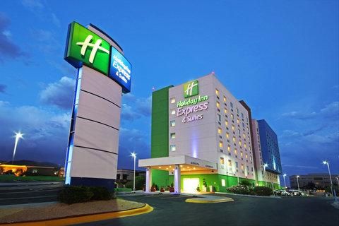 Holiday Inn Express & Suites CD. JUAREZ - LAS MISIONES - Hotel Exterior