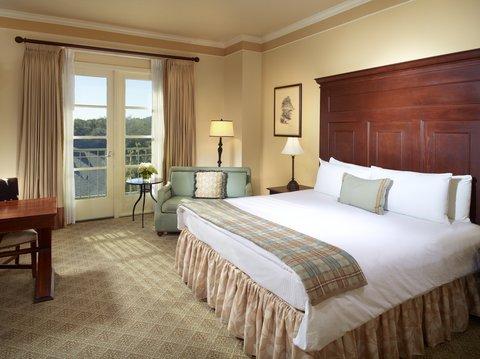 Omni Barton Creek Resort & Spa - Texas Classic Room