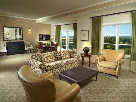 Omni Barton Creek Resort & Spa - Signature Fairway Suite