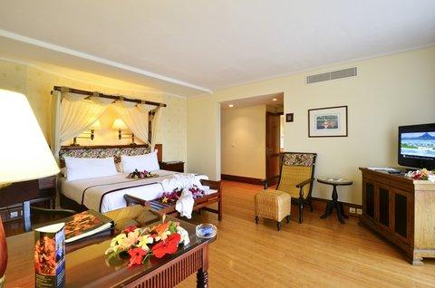 Intercontinental Resort Tahiti - Antares Suite Bedroom