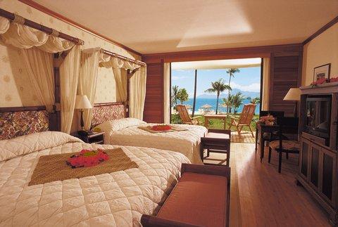 Intercontinental Resort Tahiti - Twin Beds Guest Room