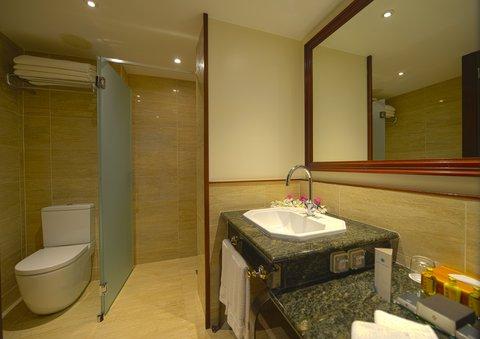 Intercontinental Resort Tahiti - Guest Bathroom