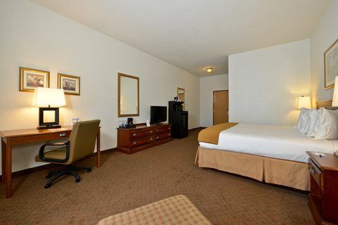 Holiday Inn Express Rochelle - Guest Room