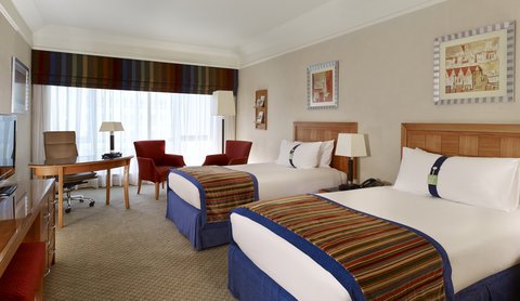 فندق هوليدي ان كريستال - Twin bed Superior Room