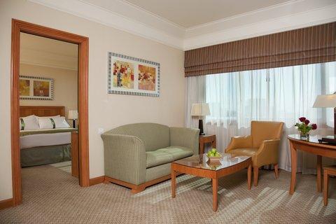 فندق هوليدي ان كريستال - Superior Suite