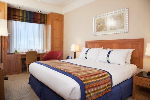 فندق هوليدي ان كريستال - King Bed Guest Room