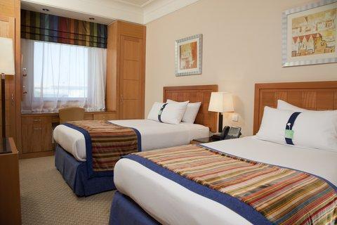فندق هوليدي ان كريستال - Guest Room