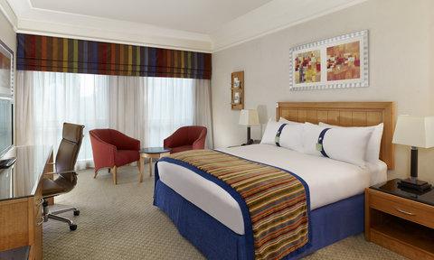 فندق هوليدي ان كريستال - Accessible Guest Room