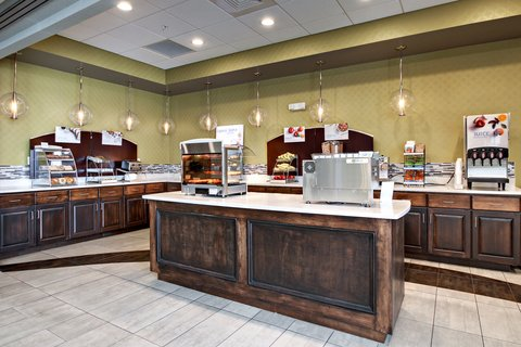 Holiday Inn Express & Suites ALBANY - Breakfast