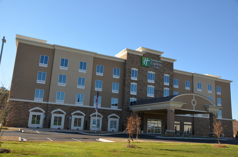 Holiday Inn Express & Suites ALBANY - Hotel Exterior
