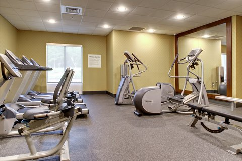 Holiday Inn Express & Suites ALBANY - Fitness Center