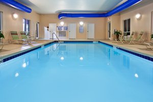 Pool - Holiday Inn Express Hotel & Suites Greenville