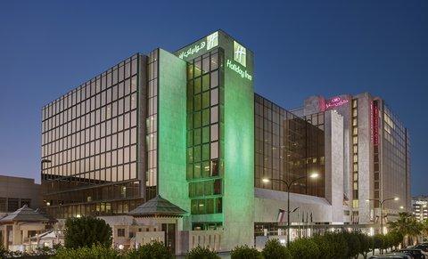 فندق كراون بلازا الكويت  - Holiday Inn Kuwait Al Thuraya City Exterior