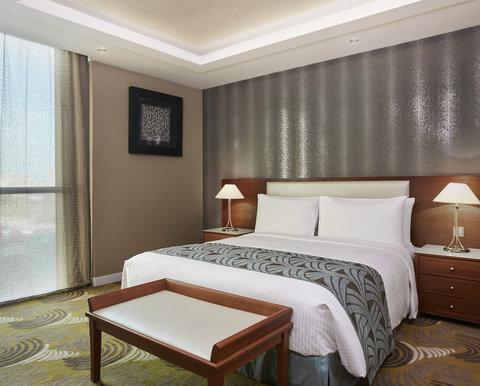 فندق كراون بلازا الكويت  - Holiday Inn Kuwait Al Thuraya City Gulf Suite
