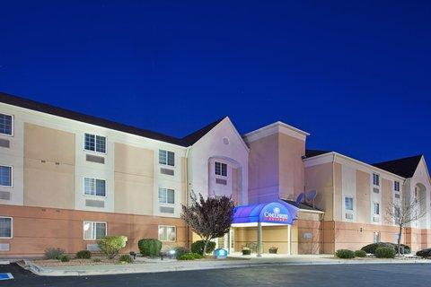 Candlewood Suites ALBUQUERQUE - Hotel Exterior