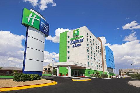Holiday Inn Express & Suites CD. JUAREZ - LAS MISIONES - Frontage