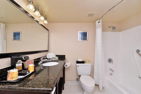 Holiday Inn - Guest Bathroom