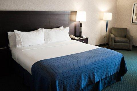 Holiday Inn - La Mirada near Buena Park  King Bed Guest Room