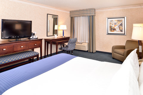 Holiday Inn - King Bed Guest Room