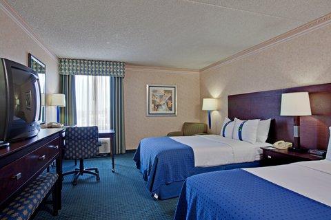 Holiday Inn - La Mirada near Buena Park Guest Room