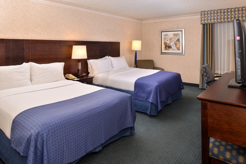 Holiday Inn - Double Bed Guest Room