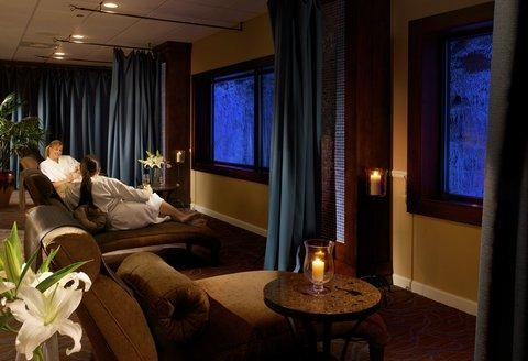 Omni Barton Creek Resort & Spa - Spa Lounge