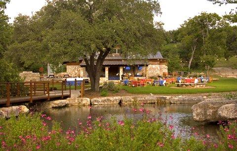 Omni Barton Creek Resort & Spa - Rock House