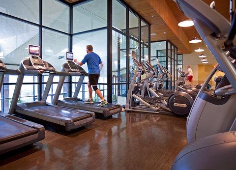 Omni Barton Creek Resort & Spa - Fitness Center
