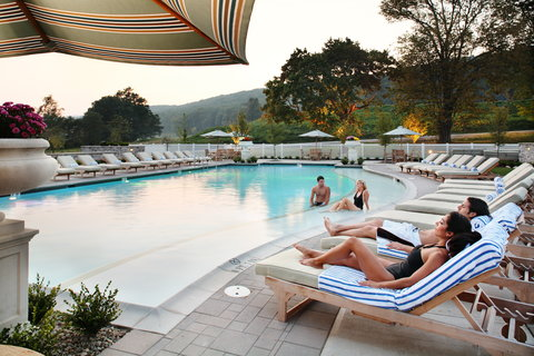 Omni Bedford Springs Resort and Spa - Outdoor Pool