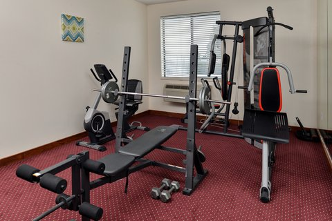 Holiday Inn Express Hotel & Suites Brownwood - Fitness Center