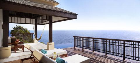 Banyan Tree Cabo Marques - BTMXCM Ocean Front Villa Terrace