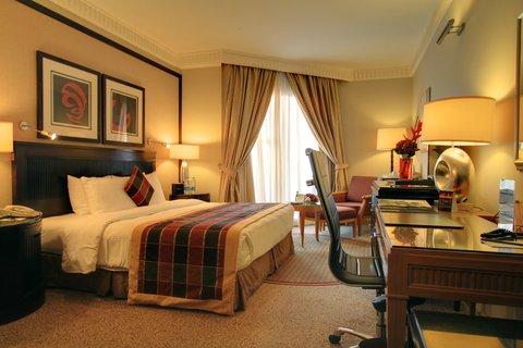 吉达洲际酒店 - Single Bed Guest Room