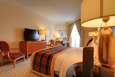 吉达洲际酒店 - King Bed Guest Room
