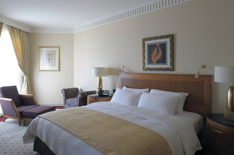 吉达洲际酒店 - Double Bed Guest Room