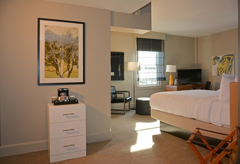 Partridge Inn - Superior 1 Queen Room