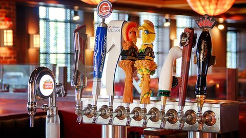Hilton Garden Inn Dubuque Downtown - Sprecher s Pub