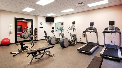Hilton Garden Inn Dubuque Downtown - Fitness center