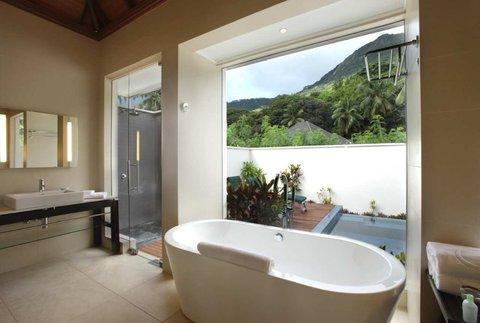 Hilton Seychelles Labriz Resort And Spa - Beachfront Villa Plunge Pool
