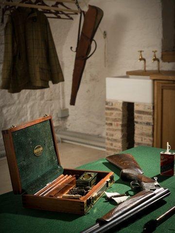 The Talbot Hotel - Gun Room