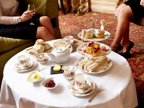 The Talbot Hotel - Afternoon Tea
