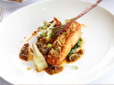 The Talbot Hotel - Brasserie Food