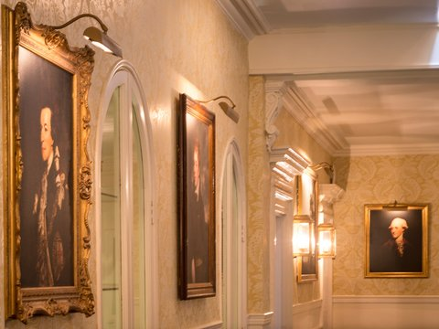 The Talbot Hotel - Hallway