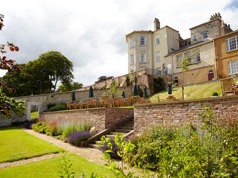 The Talbot Hotel - Exterior With Gardens