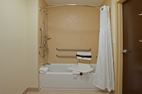 Holiday Inn Express BOWLING GREEN - One Bed Room - Mobility Accessible with Tub