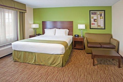 Holiday Inn Express BOWLING GREEN - King Executive Room