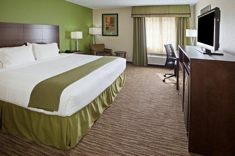 Holiday Inn Express BOWLING GREEN - King Leisure Room