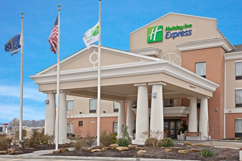 Holiday Inn Express VINCENNES - Wheatland, IN